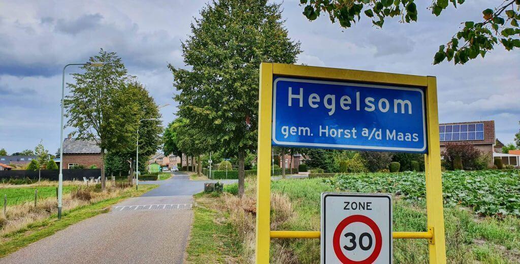 Hegelsom bord