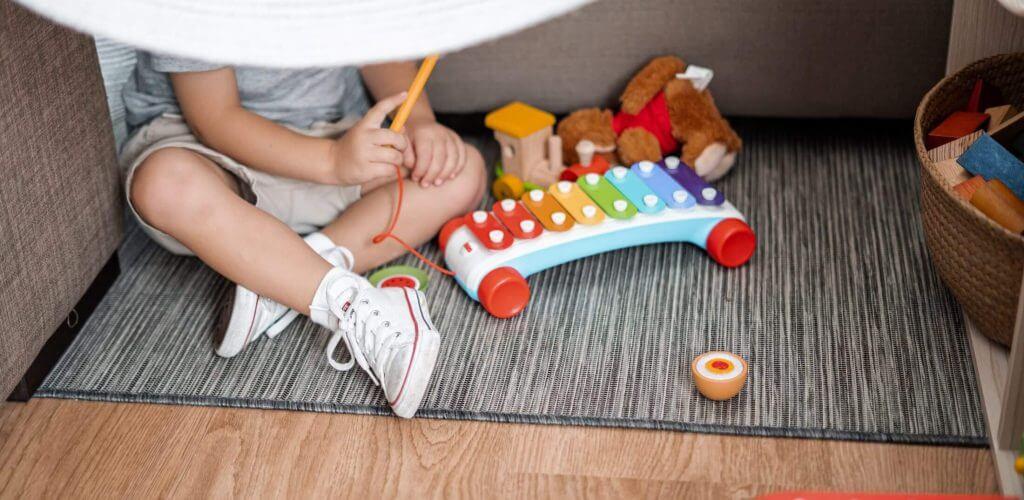 IDEE #12 - Het verkopen van kinderspeelgoed